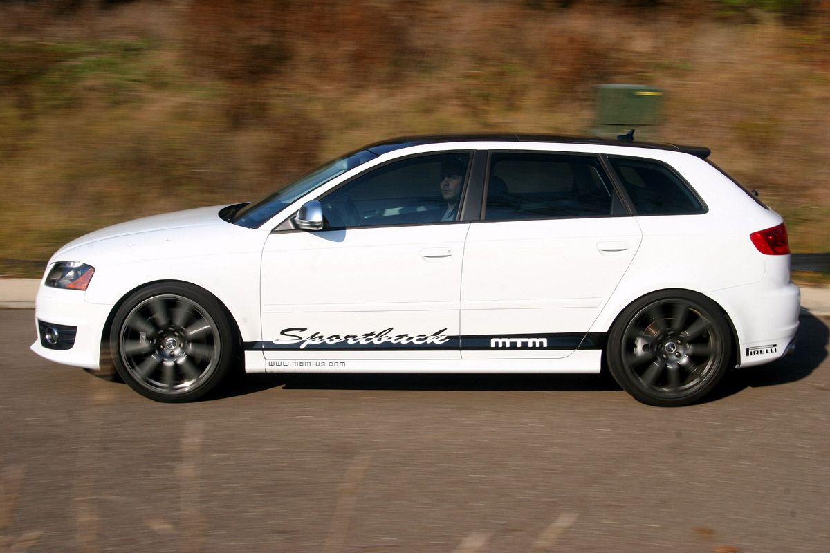 MTM Audi S3 Sportback