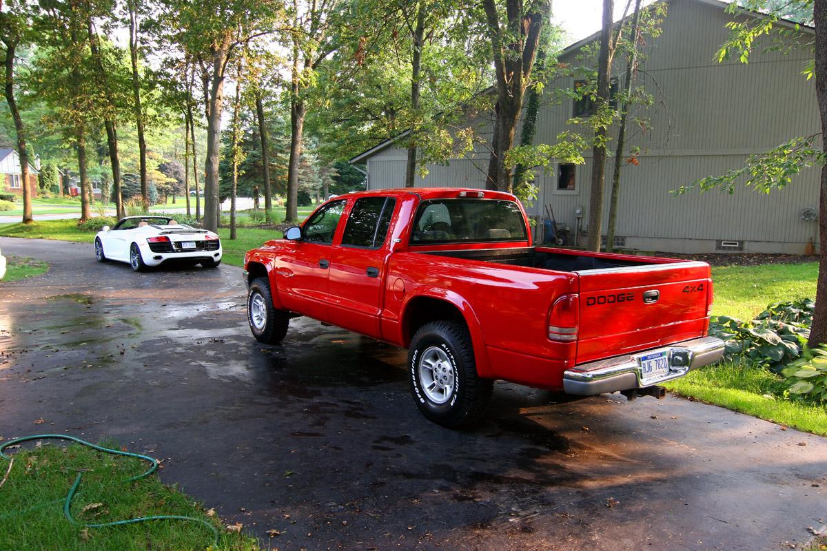Dakota on 02 Dodge Dakota