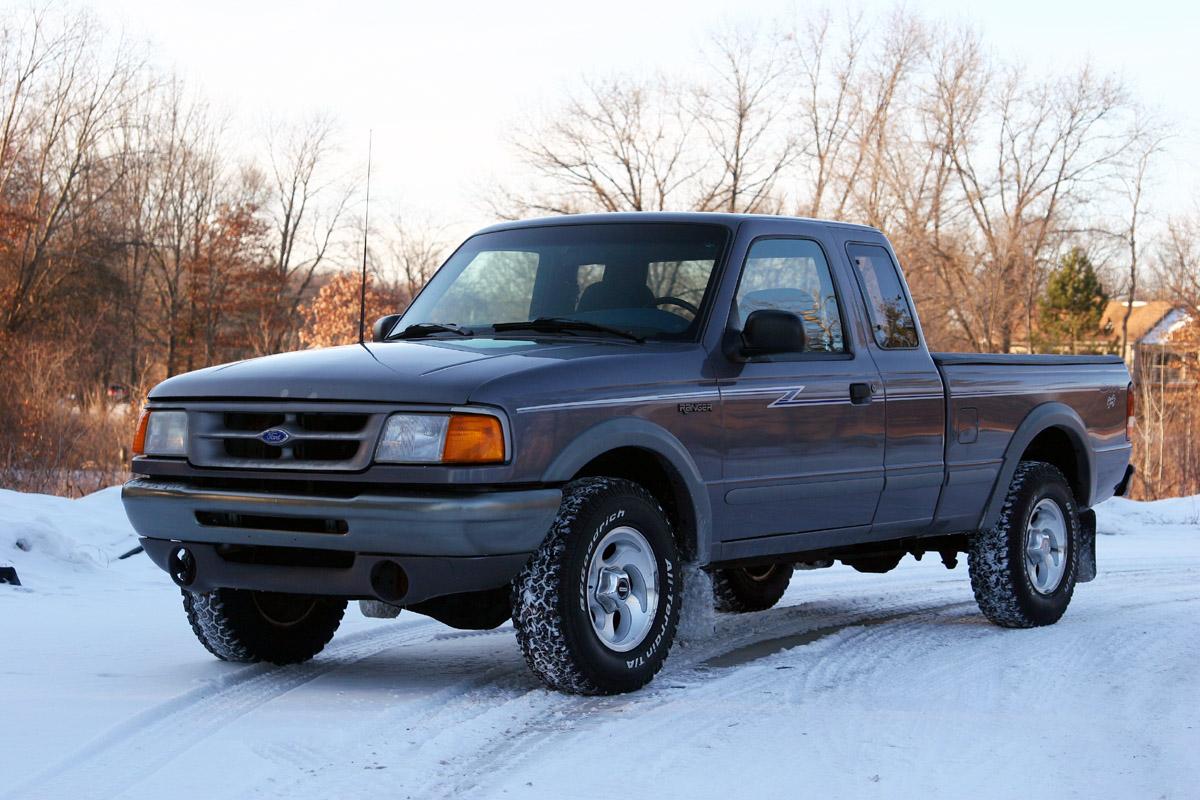 VWVortex.com - w00t! New Beater Pickup...1995 Ford Ranger ...