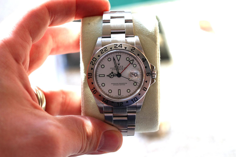 Rolex Explorer Price Canada