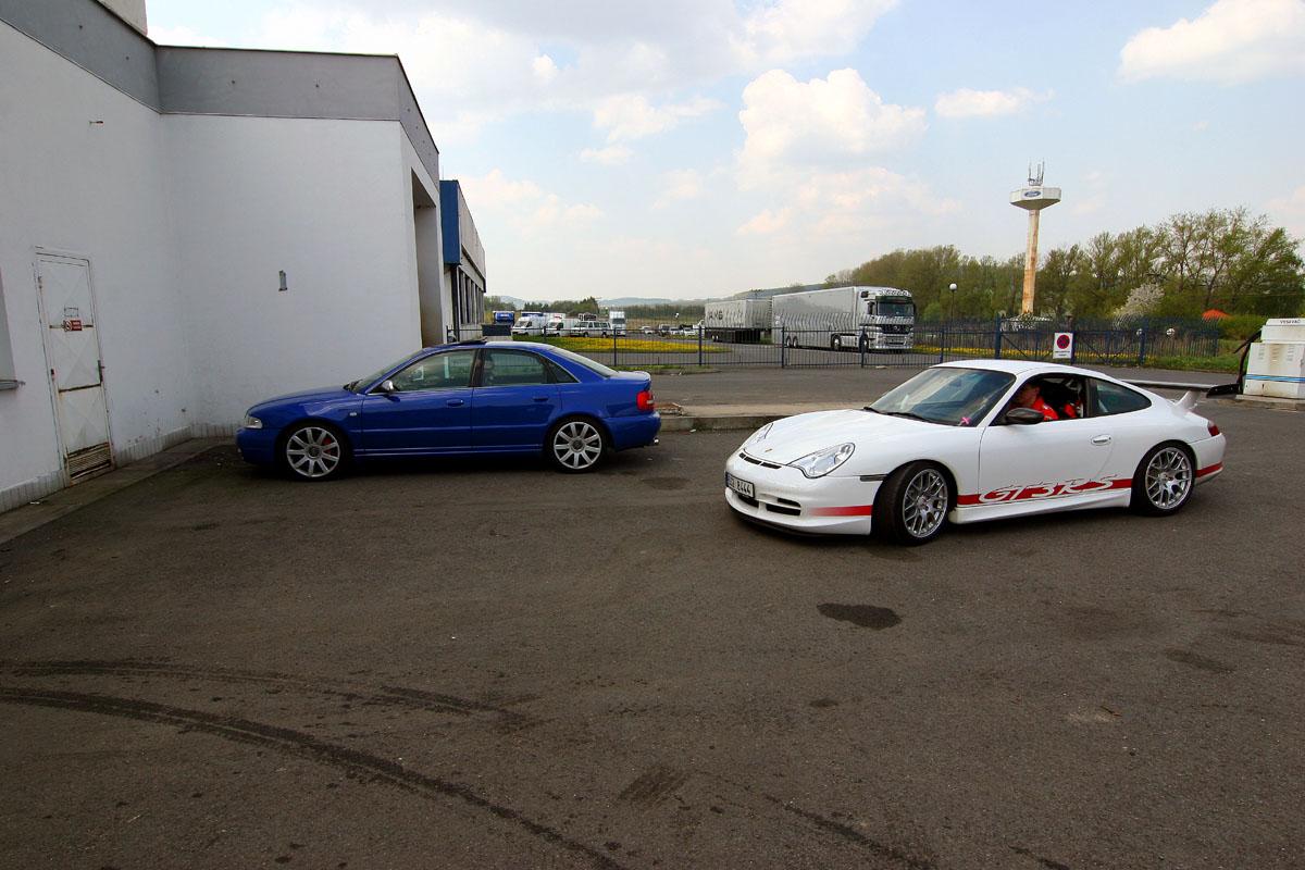 Audi A3 2.0T S-line,