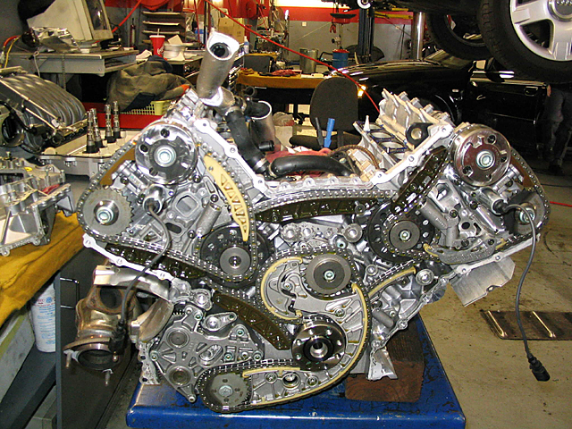 b6 b7 s4 timing chain faq information discussion thread rh audizine com 3.5L Rear Timing Chain Marks Audi P0300