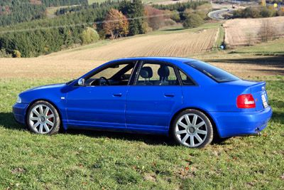 B Audi S Resource - 2002 audi s4