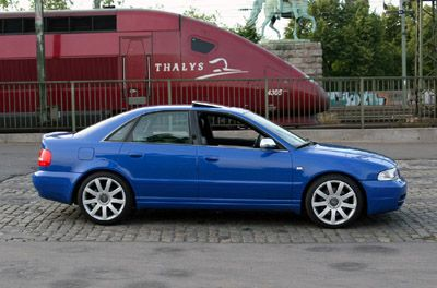 B5 Audi S4 Resource